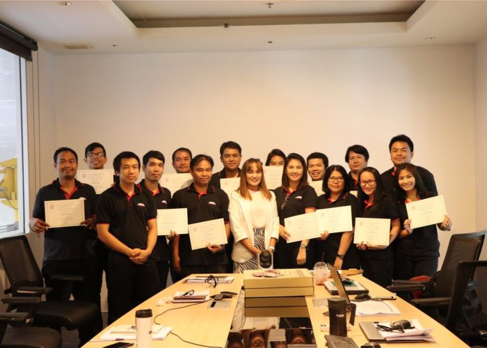 Learning Business English: in Rayong and Chonburi, Thailand.