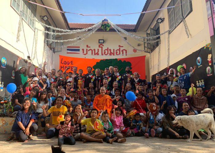 Hands Across The Water, Bike Thailand, Volunteer Thailand, Travel Thailand, Trek Thailand, Hands Renovation Task Force Thailand, Teach English Thailand