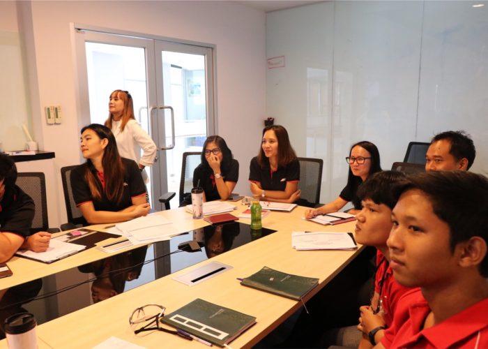 Business – Effective communication through language in Thailand
